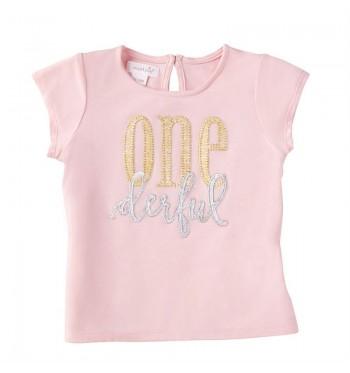 Pink One Derful Shirt