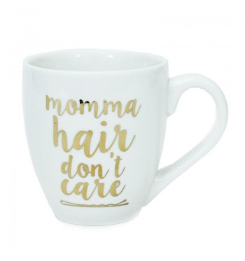 Momma Hair Ceramic Mug