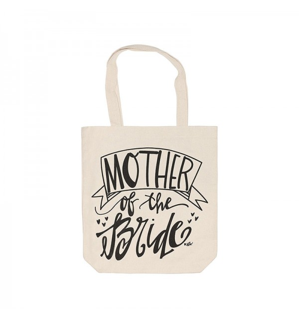 Mother of the Bride Inspired Tote