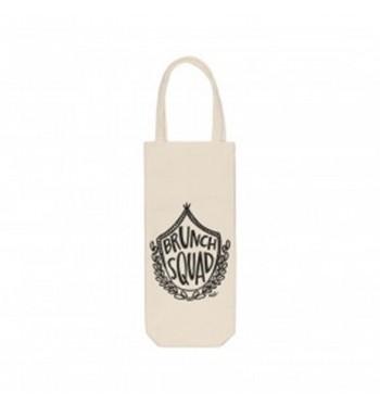 Brunch Squad Inspired Wine Bag