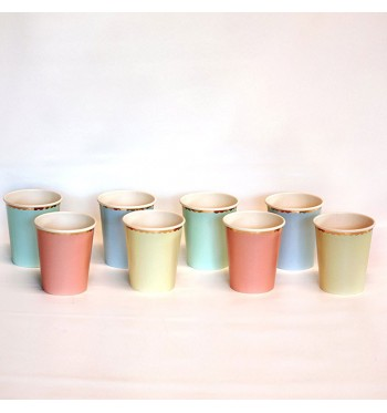 Pastel Party Cups