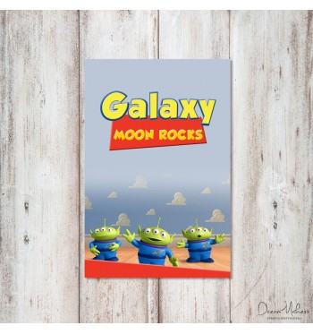 Toy Story Party Food Signs 4 Quot X 6 Quot 10 Assorted