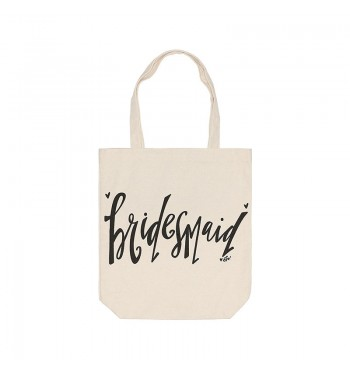 Bridesmaid Inspired Tote