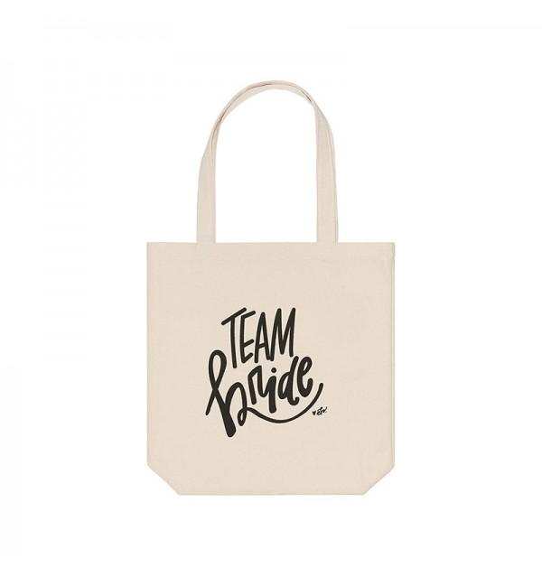 Team Bride Inspired Tote