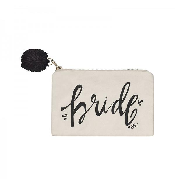 Bride Inspired Cosmetic Bag