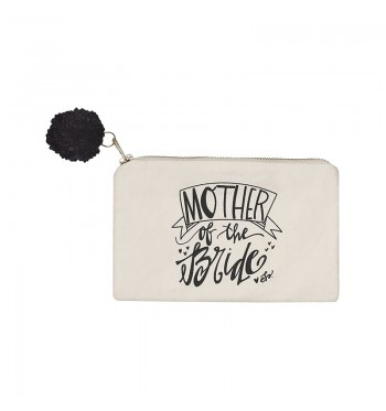 Mother of the Bride Inspired Cosmetic Bag