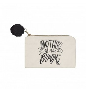 Mother of the Groom Inspired Cosmetic Bag