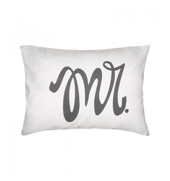 mr. Inspired Pillowcase