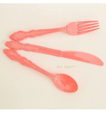Sovereign Pink Flatware