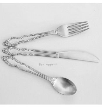 Sovereign Silver Flatware