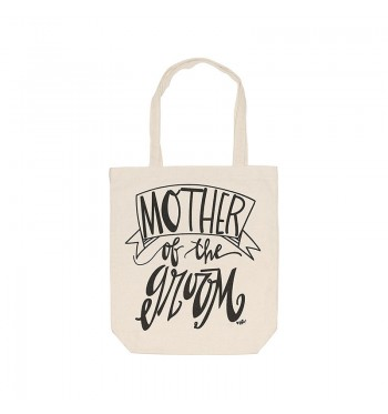 Mother of the Groom Inspired Tote