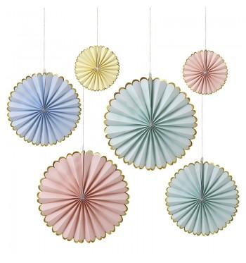 Dreams Pastel Pinwheels