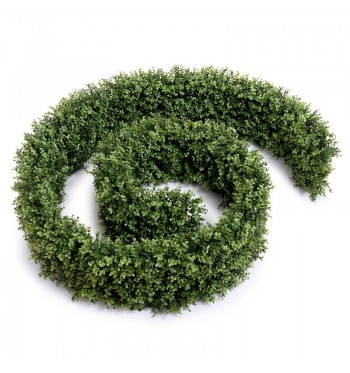 Flexible Boxwood Hedge