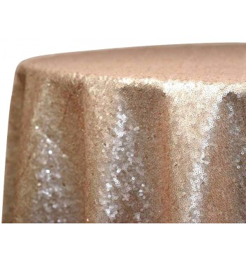 Glam Sequins Nude