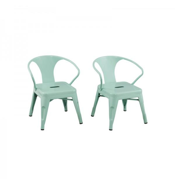 Lutz Industrial Kids Chairs