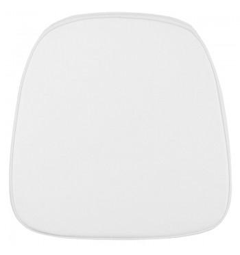 Chiavari Cushion White