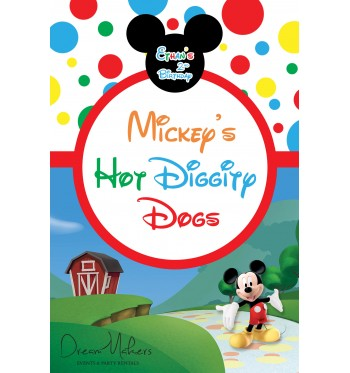 photo relating to Hot Diggity Dog Bar Free Printable known as Mickey Mouse Clubhouse Occasion Meals Indication 4\