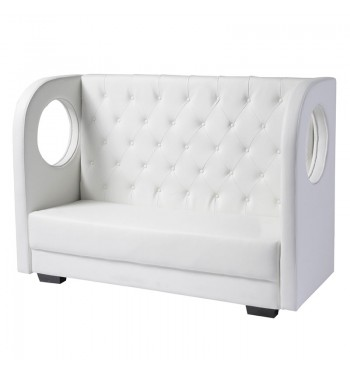 Mod Love Seat - High Back