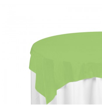 Lime Polyester Overlay
