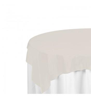 Ivory Polyester Overlay